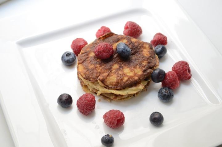 Gluten Free Pancake 1